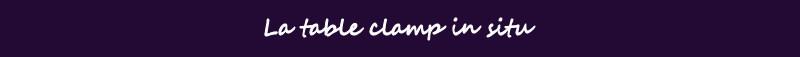 Fanatec Clubsport Wheel: les tests Nextgen Clamp%20in%20situ